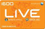 XBOX Live 1600 Points