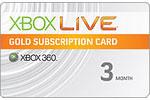 XBOX Live 3 Month