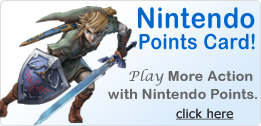 Nintendo Points Card