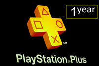 Playstation Plus 1 Year